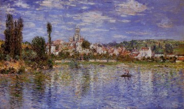 Vetheuil in Summer Claude Monet Oil Paintings