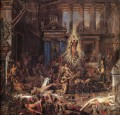 the suitors Symbolism biblical mythological Gustave Moreau