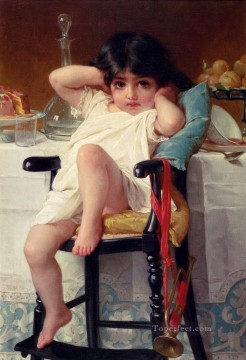 Sugar And Spice Academic realism girl Emile Munier Decor Art