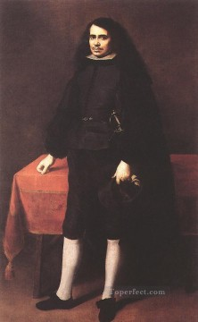 spanish spain Painting - Portrait of a Gentleman in a Ruff Collar Spanish Baroque Bartolome Esteban Murillo