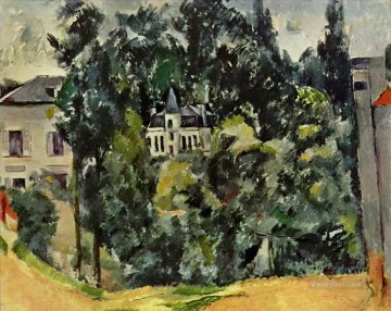 Castle of Marines Paul Cezanne Oil Paintings