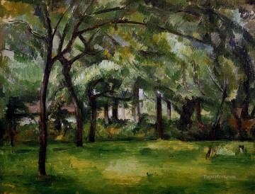 Summer Art - Farm in Normandy Summer Paul Cezanne
