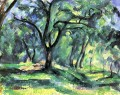 Forest 1890 Paul Cezanne