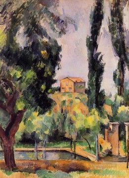 Jas de Bouffan Paul Cezanne Oil Paintings