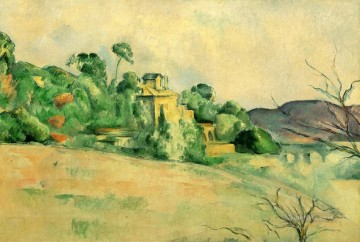Day Painting - Landscape at Midday Paul Cezanne
