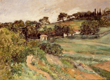 Landscape in Provence Paul Cezanne Oil Paintings