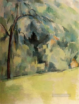Paul Cezanne Painting - Morning in Provence Paul Cezanne