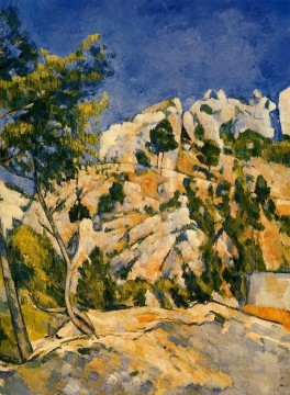 Cezanne Art Painting - Bottom of the Ravine Paul Cezanne