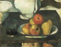 Still Life with Apples 1879 Paul Cezanne