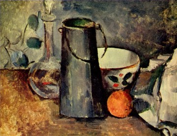 Paul Cezanne Painting - Still life Paul Cezanne