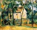House and Trees Paul Cezanne