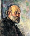 Self Portrait Paul Cezanne