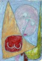 Angel Still Feminine Paul Klee