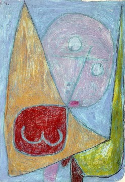 Paul Klee Painting - Angel Still Feminine Paul Klee