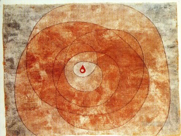 Paul Klee Painting - At the Core Paul Klee