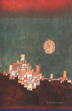 Chosen Site Paul Klee Oil Paintings