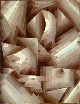 Crystal Paul Klee Oil Paintings