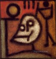 Death and fire Paul Klee