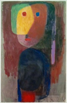 Paul Klee Painting - Evening shows Paul Klee