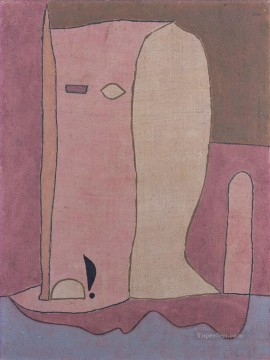 Paul Klee Painting - Garden Figure Paul Klee