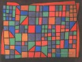 Glass Facade Paul Klee