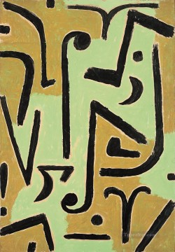 Paul Klee Painting - Halme Paul Klee