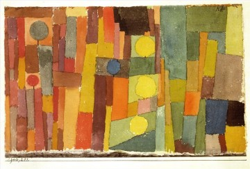 Paul Klee Painting - In the Style of Kairouan Paul Klee