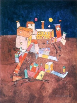Paul Klee Painting - Part of G Paul Klee
