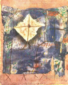 Paul Klee Painting - Ravaged land Paul Klee