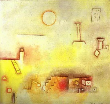 Paul Klee Painting - Reconstructing Paul Klee