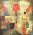 Red Balloon Paul Klee