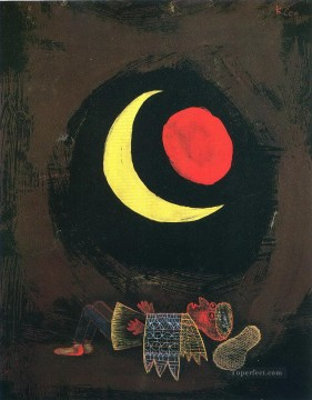 Paul Klee Painting - Strong Dream Paul Klee
