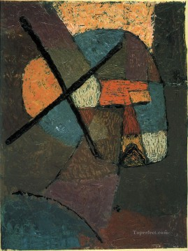 Paul Klee Painting - Struck from the List Paul Klee