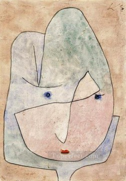 Paul Klee Painting - This flower wishes to fade Paul Klee