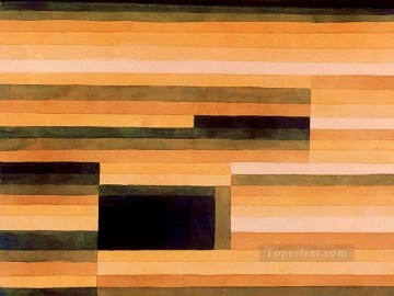 Paul Klee Painting - Rock Chamber Paul Klee