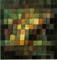 Ancient Sound Abstract on Black 1925 Expressionism Bauhaus Surrealism Paul Klee