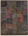 Structural II Paul Klee
