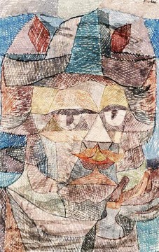 Paul Klee Painting - The last of the mercenaries Paul Klee