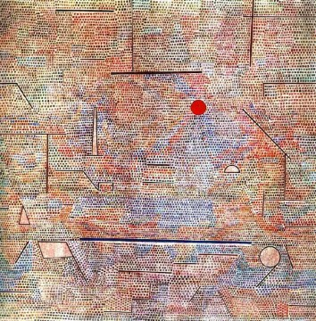 Cacodemonic Paul Klee Oil Paintings