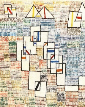 Paul Klee Painting - Cote de provence Paul Klee