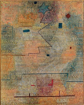Paul Klee Painting - Rising Star Paul Klee