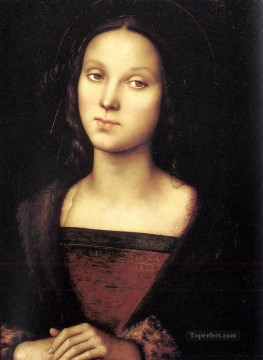 Mary Magdalen Renaissance Pietro Perugino Oil Paintings
