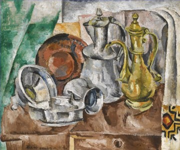 Artworks by 350 Famous Artists Painting - TATAR STILL LIFE Petr Petrovich Konchalovsky