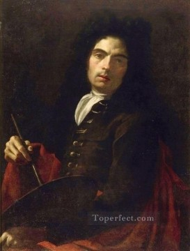 portrait Painting - Self Portrait Autoportrait Academic Classicism Pierre Auguste Cot