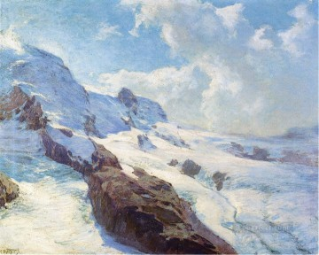 Henry Art Painting - In Cloud Regions landscape Edward Henry Potthast