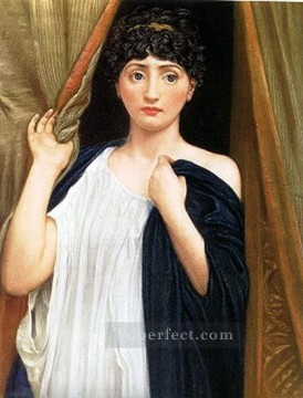 girl Deco Art - Cressida girl Edward Poynter