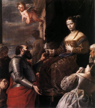 baroque - Sophonisba Receiving The Goblet Baroque Mattia Preti