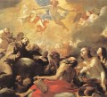 Christ In Glory Baroque Mattia Preti
