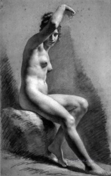 romantic romantism Painting - Prudhon11 Romantic Pierre Paul Prud hon
