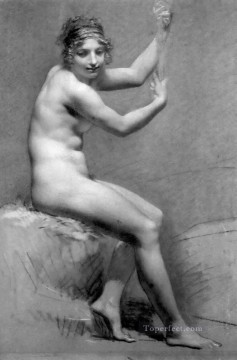 Pierre Paul Prud hon Painting - Prudhon12 Romantic Pierre Paul Prud hon